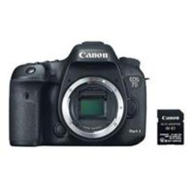 Canon EOS 7D Mark II DSLR Body and WiFi Kit With S