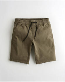 Hollister Advanced Stretch Jogger Short 9 in., OLI