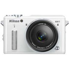 Nikon 1 AW1 WP Dig Camera with AW 11-27.5mm f/3.5-
