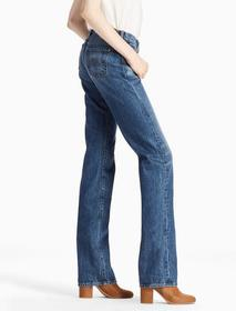 Lucky Brand Easy Rider Mid Rise Relaxed Bootcut Je