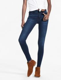 Lucky Brand Brooke Mid Rise Legging Jean In Indigo