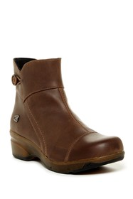 Keen Mora Button Leather Mid Boot