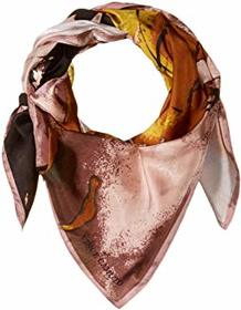Vince Camuto Painterly Floral Scarf