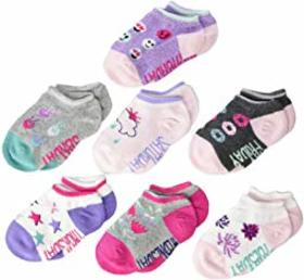 Stride Rite 7-Pack DeAnn Days of the Week No Show