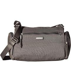 Baggallini New Classic Road Trip Hobo with RFID Ph