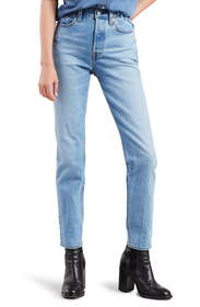 Levi's® Wedgie Icon Fit High Waist Ankle Jeans (Br