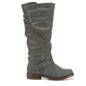 XOXO Women's Morton Medium/Wide Tall Riding Boot