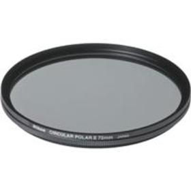 Nikon 72mm Circular Polarizer II Thin Ring Glass F