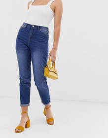 Urban Bliss high waist mom jean