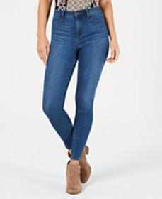 Style & Co High Rise Curvy-Fit Jeggings, Created f