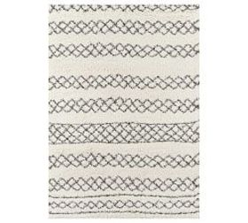 Pottery Barn Birch Recycled Material Rug - Ivory