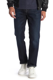 7 For All Mankind The Straight Airweft Slim Straig