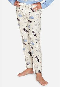 Justice Sleepy Critter Fleece Pajama Bottoms