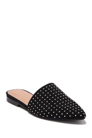 Madden Girl Tania Studded Pointed Toe Flat