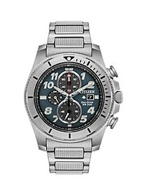 Citizen Promaster Tough Stainless Steel & Titanium