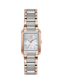 Citizen Bianca Two-Tone Stainless Steel Bracelet W
