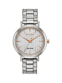 Citizen Drive Stainless Steel Bracelet Watch SILVE