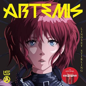 Lindsey Stirling - Artemis (CD) Target Exclusive
