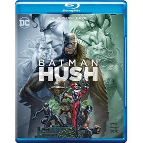 Batman: Hush (Blu-ray + DVD + Digital)