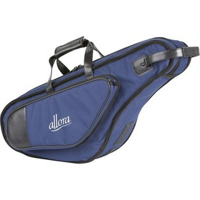 Allora Nylon Alto Saxophone Gig Bag Dark Blue Nylo