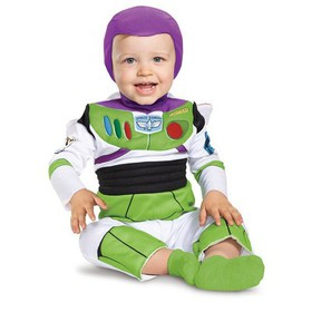 Toddler Toy Story Buzz Lightyear Deluxe Halloween