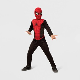 Boys' Marvel Spider-Man Basic Halloween Costume Bl