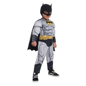 Toddler Boys' Justice League Batman Muscle Deluxe