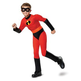 Toddler The Incredibles Dash Classic Muscle Hallow