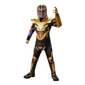 Boys' Marvel Thanos Deluxe Muscle Halloween Costum