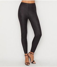 Lyssé Buffed Suede Medium Control Leggings