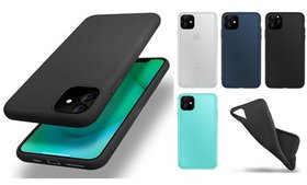 Slim Shockproof Soft Ultra Thin Case For Apple iPh