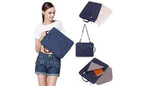 11-15.6 inches Laptop Shoulder Bags Envelope Style