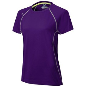 Mizuno Youth Girl's Core Balboa 3.0 Short Sleeve J