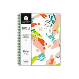 "2019-2020 Academic Planner 9""x 11"" Painter"