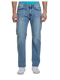 Nautica Relaxed-Fit Light Wash Jeans LIGHT BLUE