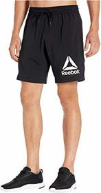 Reebok Workout Ready Woven Graphic Shorts