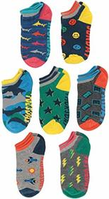 Stride Rite 7-Pack Danny Days of Week No Show Sock