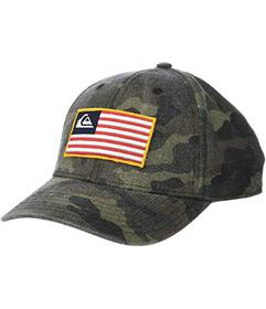 Quiksilver Grounded America Hat