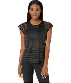 Brooks Hot Shot Short Sleeve Top
