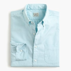 J. Crew Stretch Secret Wash shirt in end-on-end co
