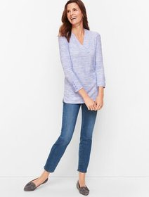 Talbots Soft Space Dyed Tunic