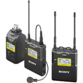 Sony UWP-D16 Digital Wireless Lavalier Mic Package