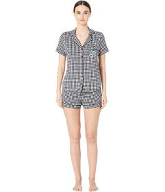 Kate Spade New York Jersey Classic Short Pajama Se