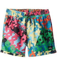 Quiksilver Kids Variable Volley Shorts 14\