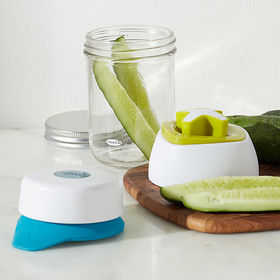 Crate Barrel Chef'n Pickle and Preserve Set