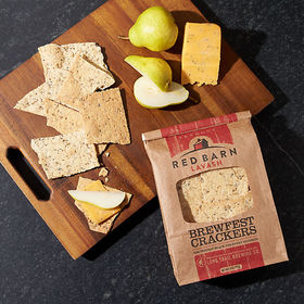 Crate Barrel NewRed Barn Lavash Brewfest Crackers