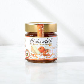 Crate Barrel NewOrange Marmalade with 10-Year Sing