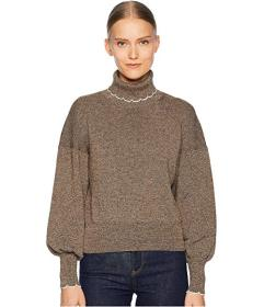 See by Chloe Bell Sleeve Sweater