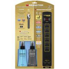 Monster Cable Gold Home Theater Kit