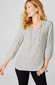 Soft Striped Shirt